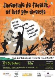 Encontro de Juventudes de Favelas na Luta por Direitos
