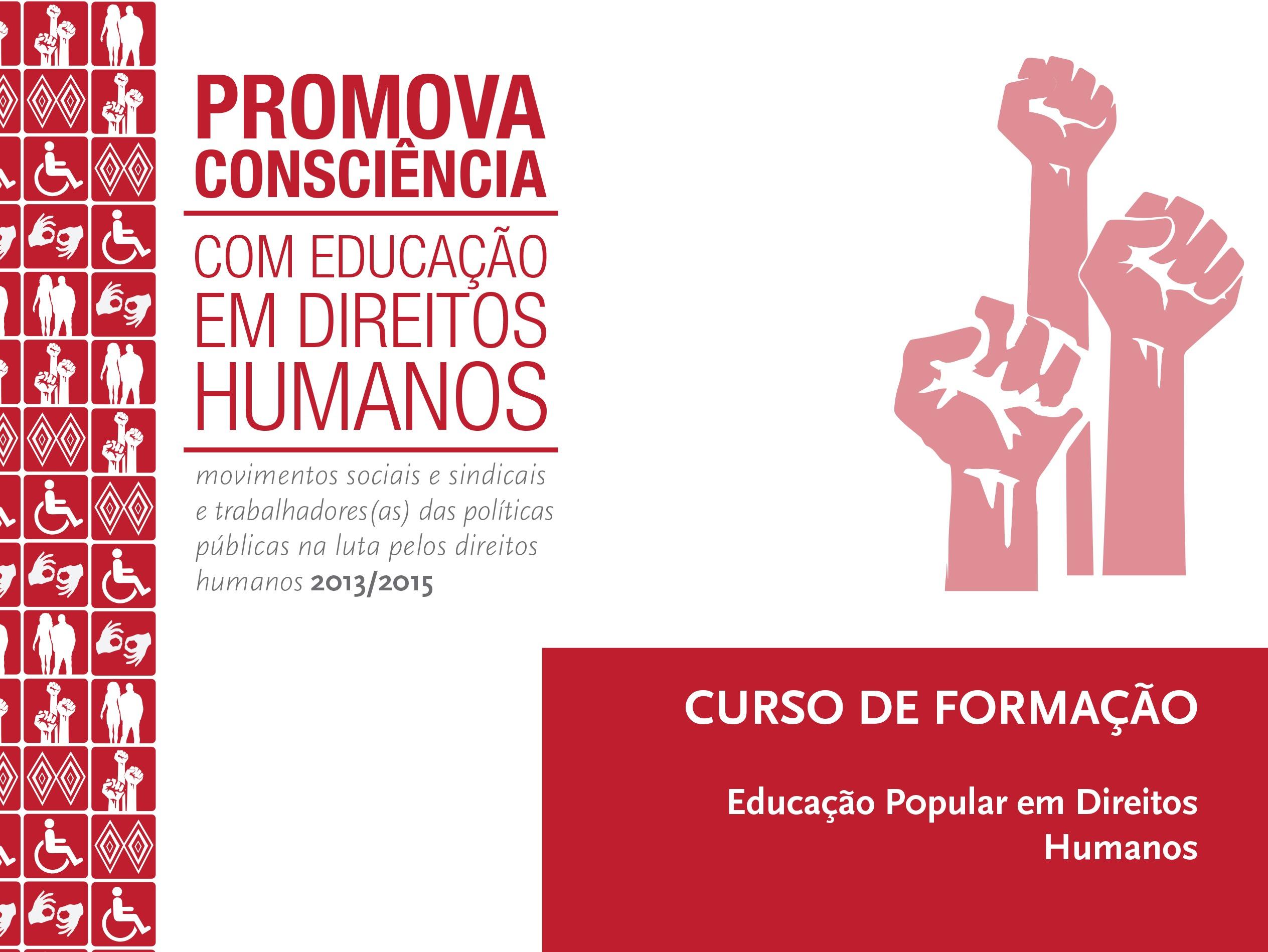 Curso de Formação Popular em Direitos Humanos