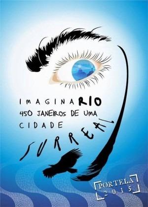Rio, uma cidade surreal esse é o enredo da Portela para 2015
