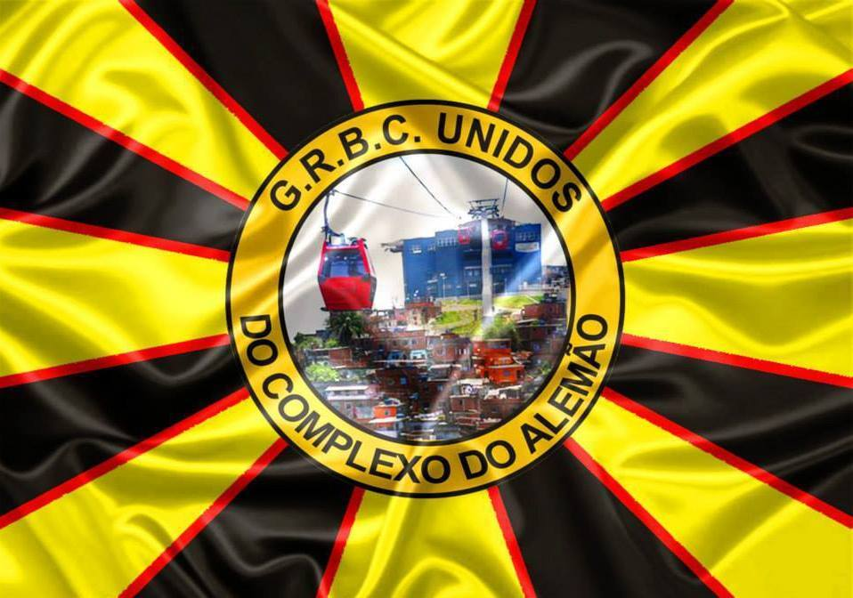 logo - G.R.B.C Unidos do Complexo do Alemão