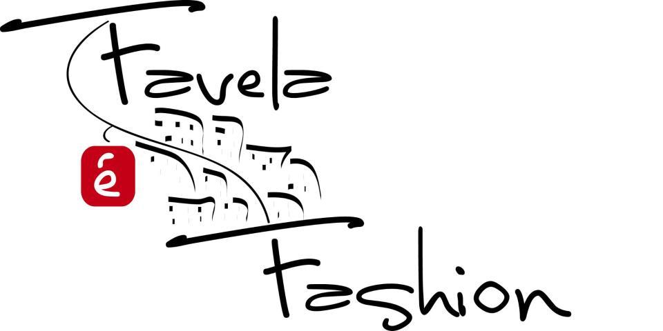 Logo - Favela é Fashion