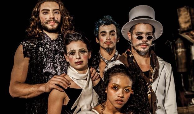 Febril: Assista o espetáculo de graça hoje no Circo Crescer e Viver