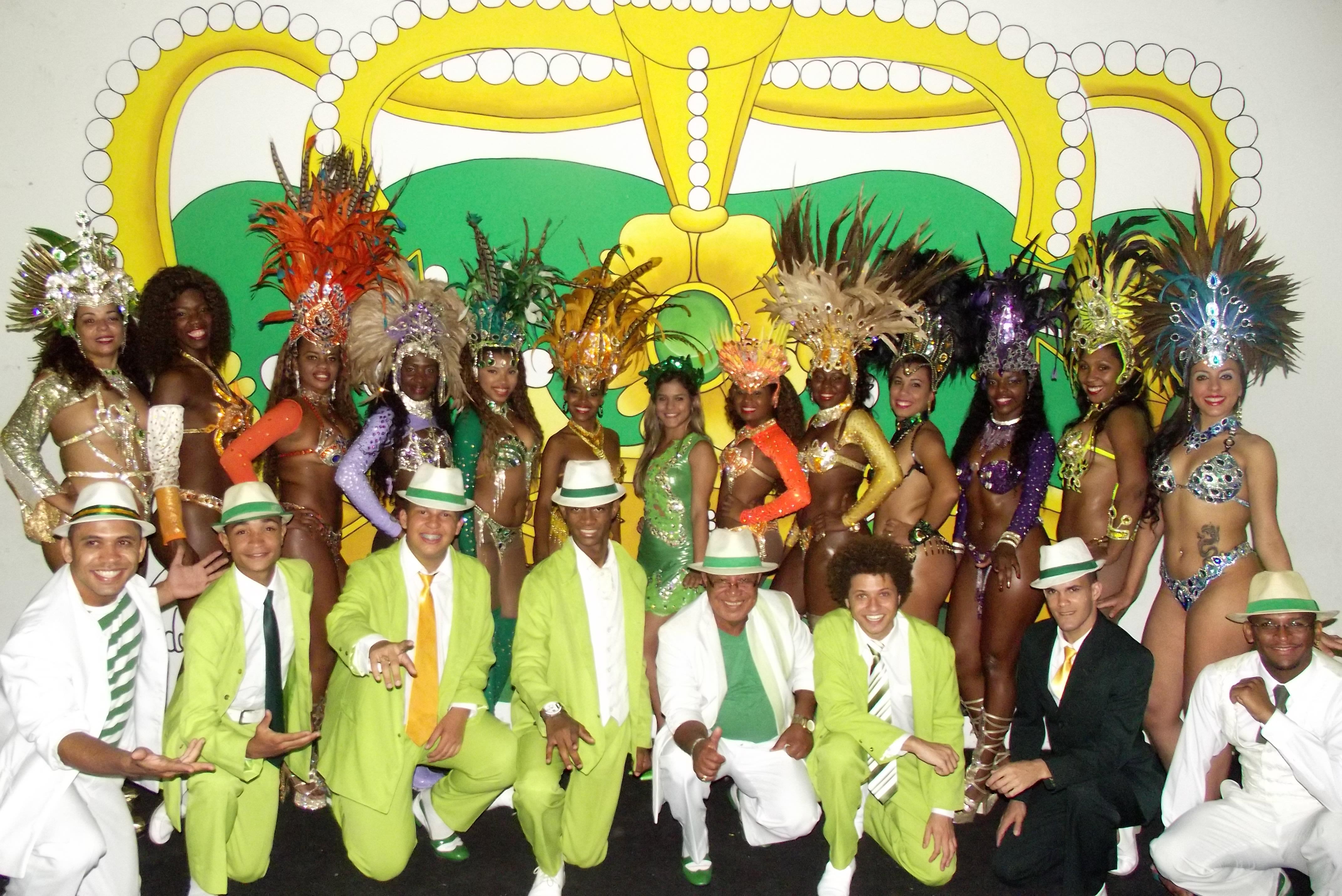 Imperatriz promove encontro de passistas no próximo domingo e Troféu Magníficos premia personalidades do carnaval carioca.