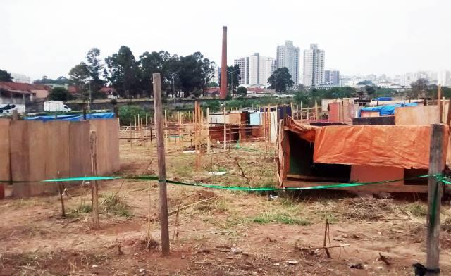 Vila Prudente na luta por moradia