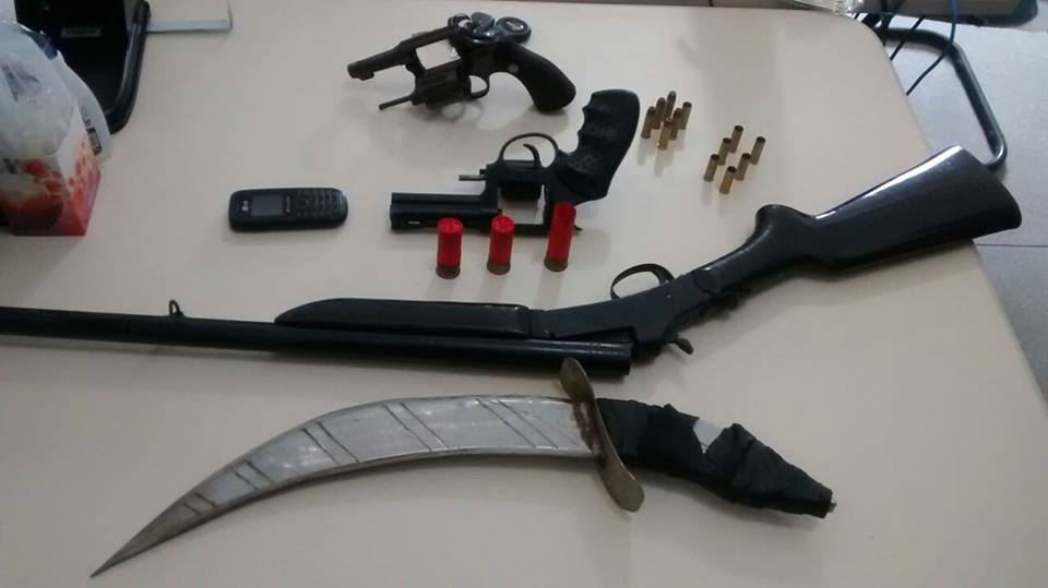 Polícia prende quadrilha acusada de diversos crimes na cidade de Rio Largo
