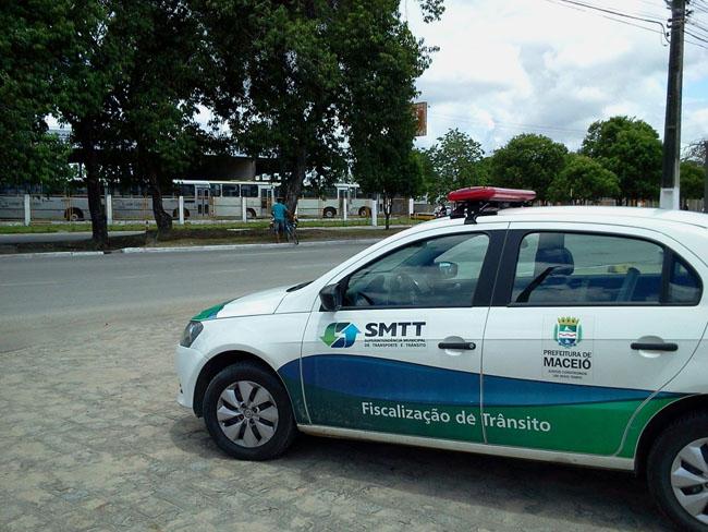 SMTT orienta sobre cuidados em locais de concurso neste domingo