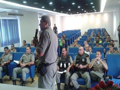 755 policiais militares de diversos batalhões deve reforçar o policiamento em Maceió e regiões vizinhas no Réveillon