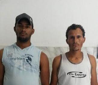 PC prende dois homens acusados de homicídios no Sertão alagoano
