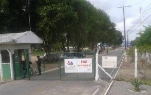 Agentes penitenciários decidem prolongar greve por tempo indeterminado
