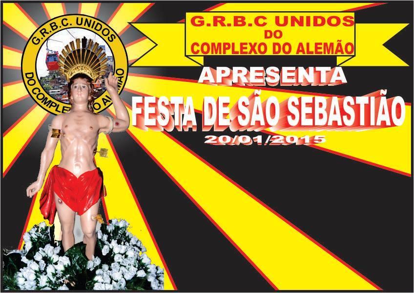 Moradores já estão organizando festa de São Sebastião 2015