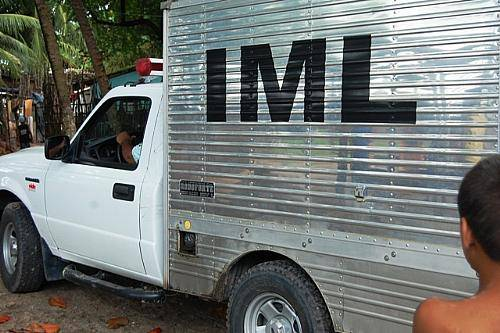 IML registra 18 mortes violentas em Alagoas nas primeiras 48h de 2015