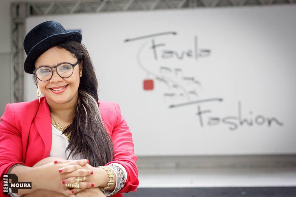 Juliana Henrik do Favela é Fashion - Foto: Renato Moura/Voz das Comunidades