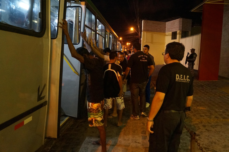 Polícia Civil realiza ações de combate a criminalidade em Maceió
