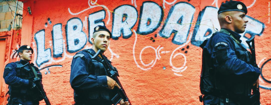 Complexo do Alemão tem o ano de 2014 como o mais violento desde a ocupação de 2010