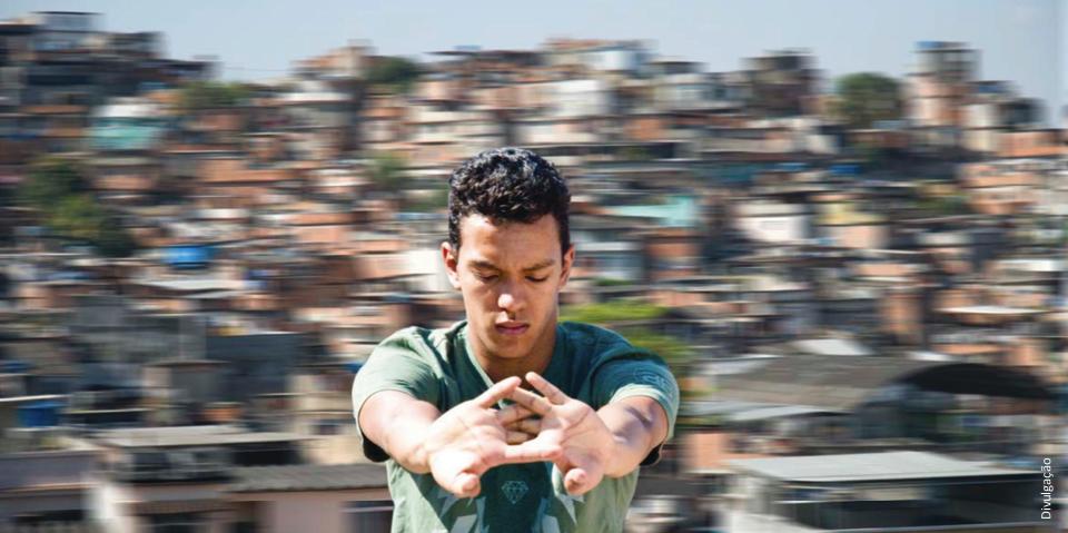 Irlan Santos, é a prova viva de que um jovem de comunidade pode conquistar o mundo
