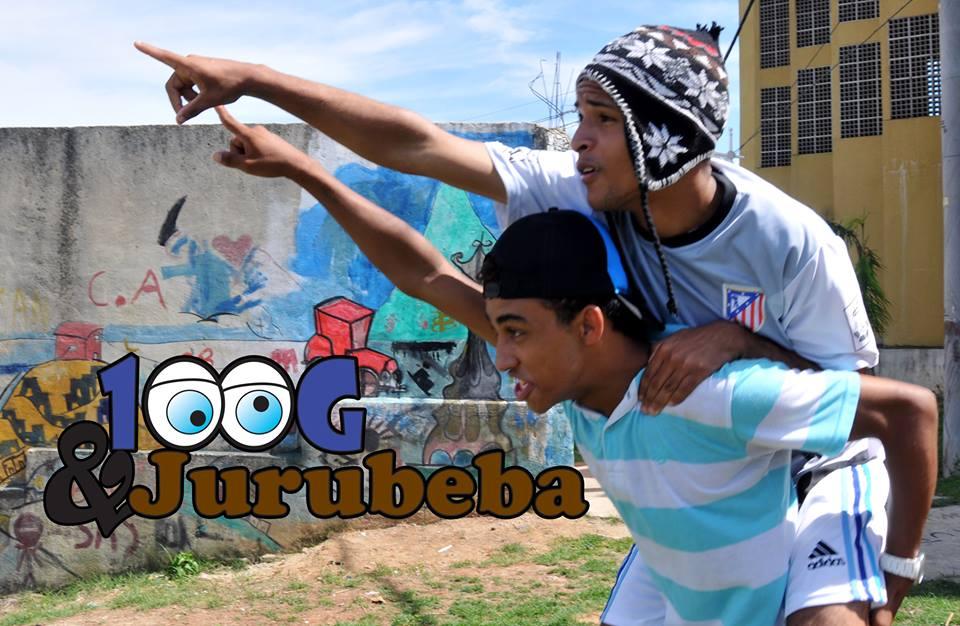 """Vem aí """"As aventuras de 100g e Jurubeba"""", primeiro canal de humor do Alemão"""