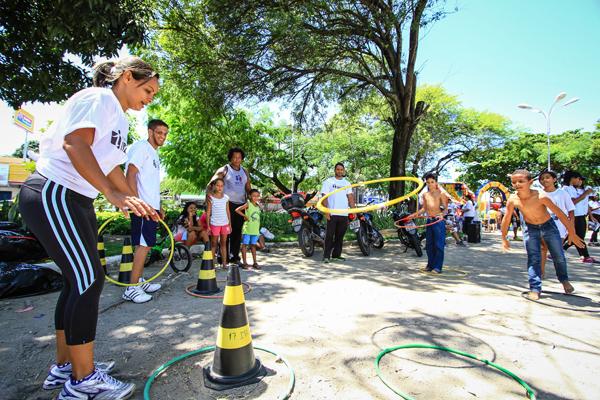 Por conta de protesto, Lazer na Praça deste domingo será no Graciliano Ramos
