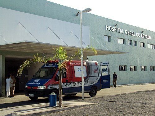 Enfermeira é encontrada morta dentro de sala no HGE