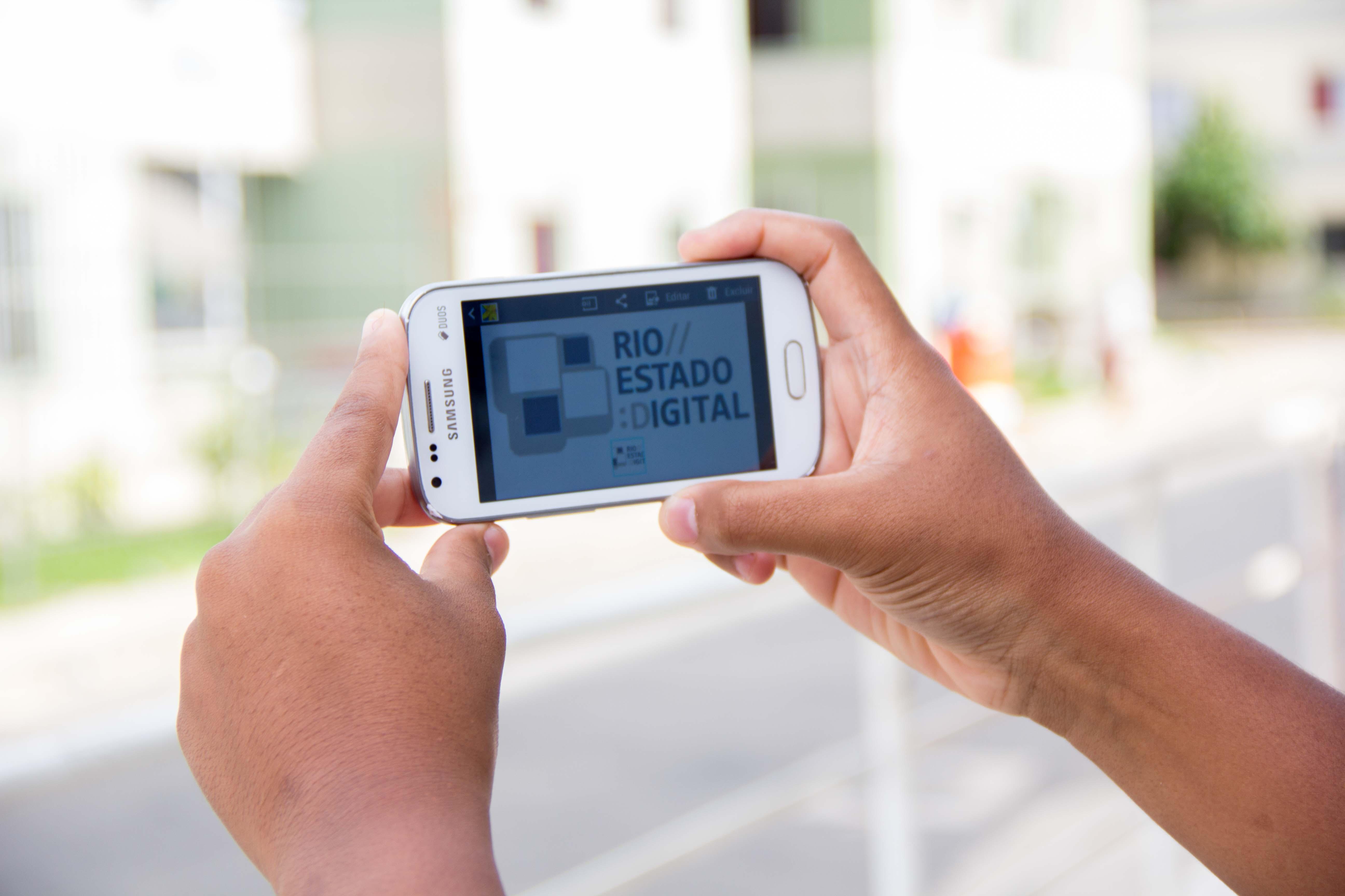 Wifi Rio Estado Digital só para alguns