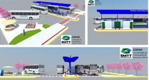 Prefeito autoriza na segunda-feira construção do terminal do Village Campestre