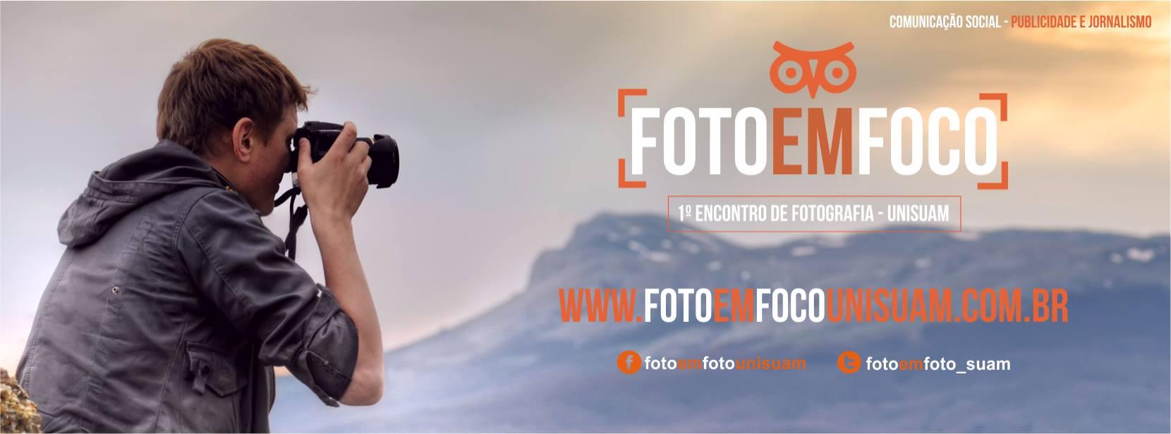 Agenda cultural: 1º Encontro de fotografia da Faculdade UNISUAM reunirá feras da fotografia, oficinas e exposições fotográficas