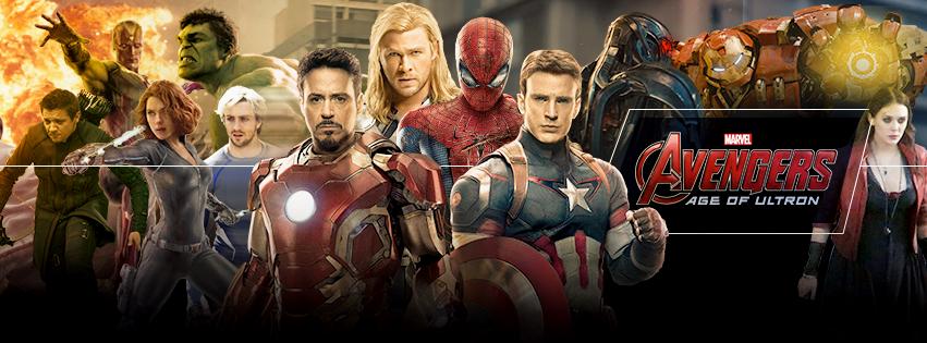 O filme 'Vingadores: Era de Ultron' estréia dia 22 no cinema do Complexo do Alemão