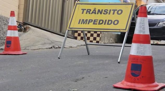 Trânsito Impedido – #FavelaPorFavela