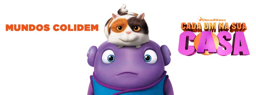 """Filme """"Cada um na sua casa 3D"""" estréia nesta quinta-feira no Cinema do Alemão"""