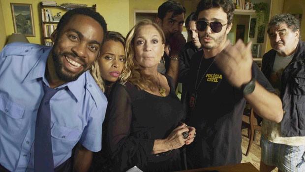 Filme 'Sorria, você está sendo filmando' estréia na quinta-feira no Cinema do Complexo do Alemão