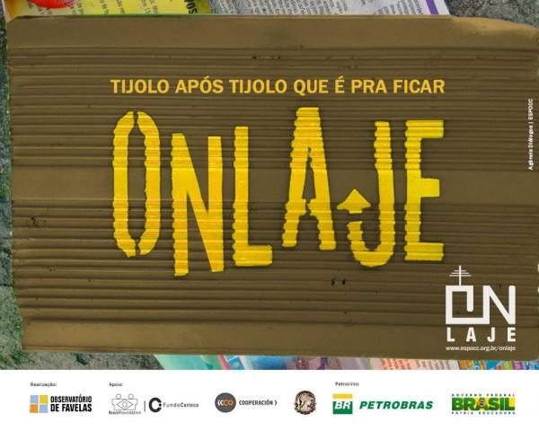 Lançamento do site Onlaje: A vez de dar voz aos territórios populares