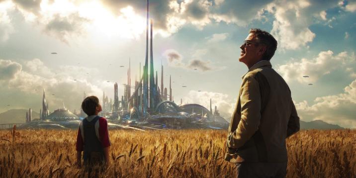 Filmes 'Tomorrowland – um lugar onde nada é impossível' e 'Qualquer Gato Vira-lata 2' estréiam na quinta-feira no Alemão