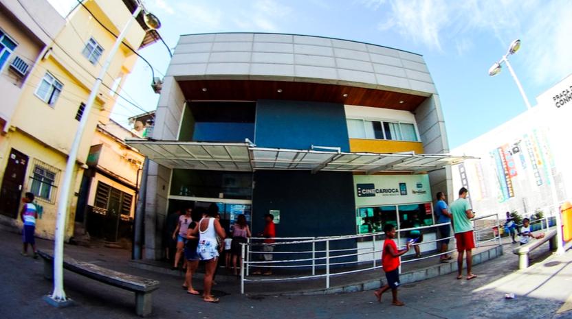 Cine Carioca: O cinema do Alemão
