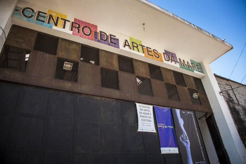 Seminário sobre o 450 anos do Rio no Centro de Artes da Maré