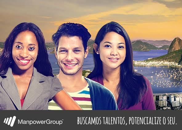 ManpowerGroup Brasil e Comitê Rio 2016 iniciam seleção de mão de obra para os Jogos Rio 2016