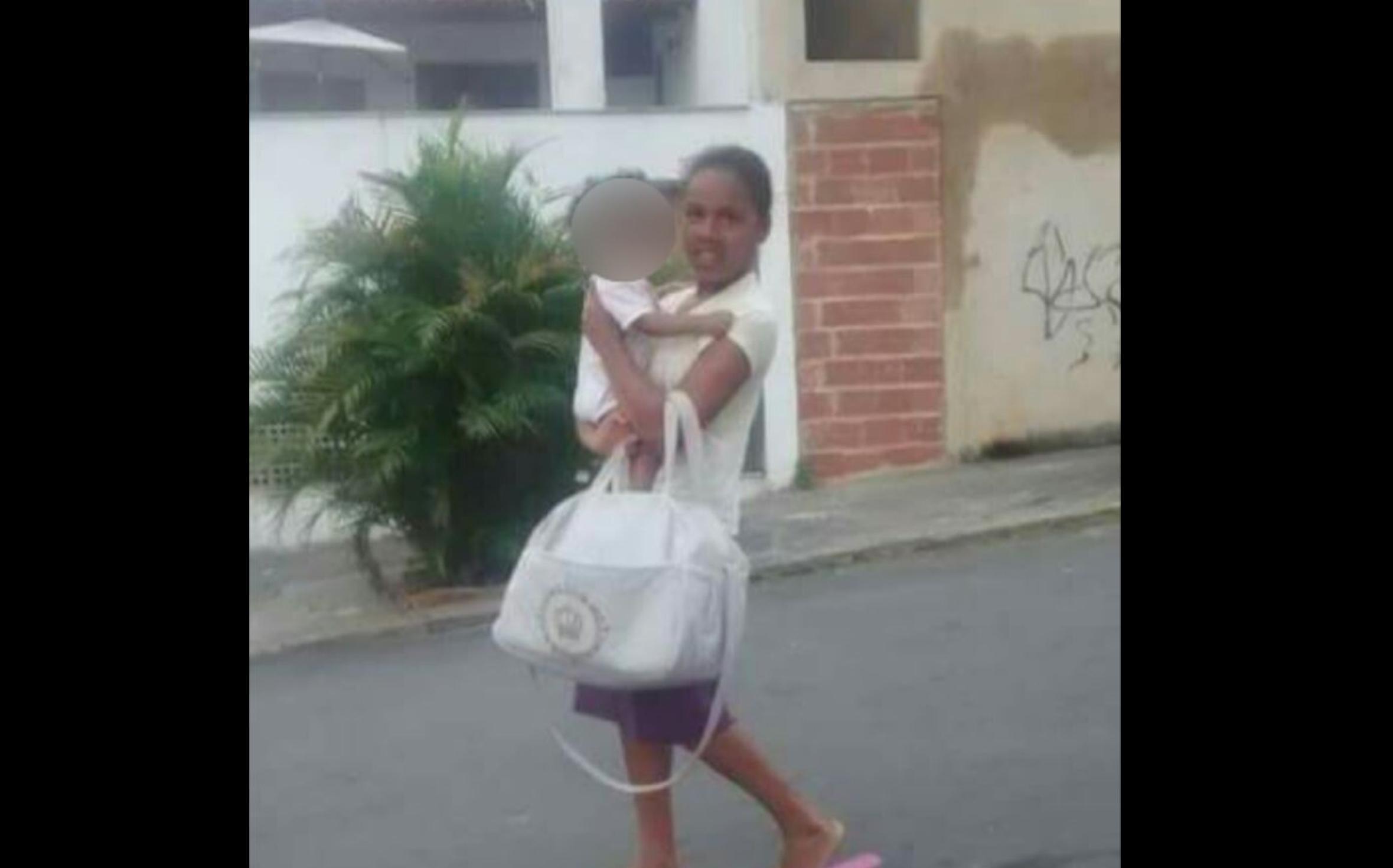 Jovem de 11 anos é encontrada morta com sinais de abuso sexual em Inhaúma