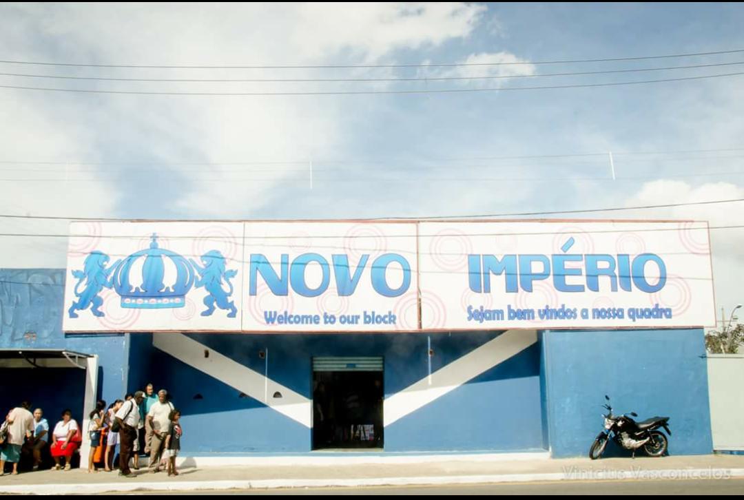 Caratoíra: Berço do Samba