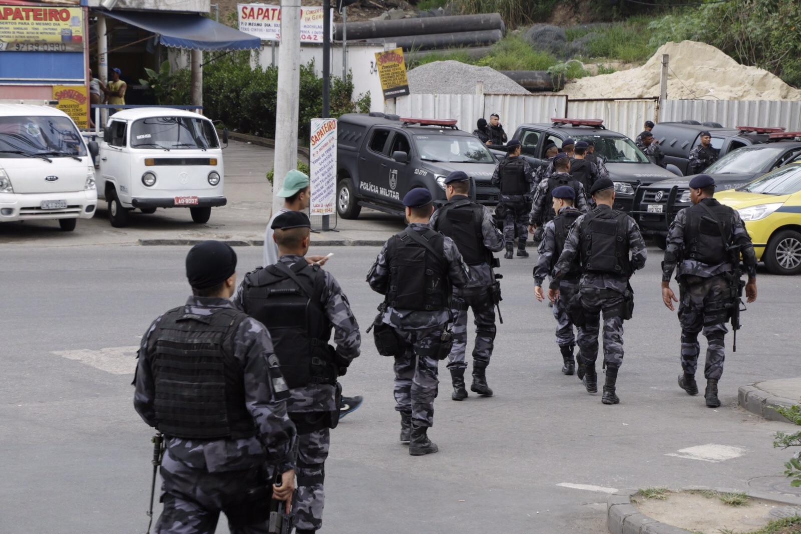 Semana de terror no Rio de Janeiro é composta por mortes, medo e revolta
