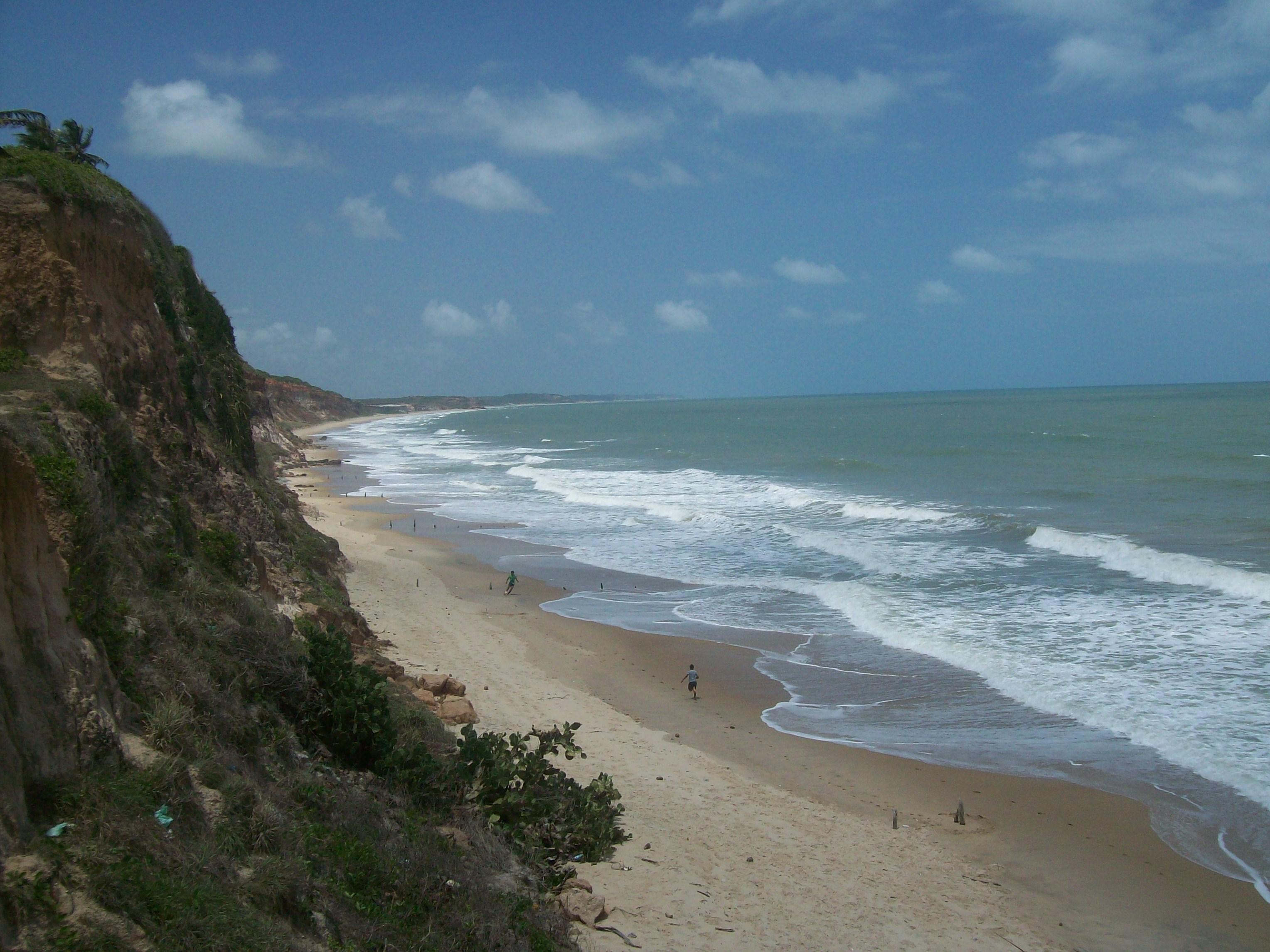 Paraíba, onde o sol nasce primeiro e vê o futuro despertar
