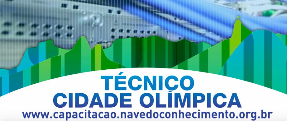 Inscrições abertas! Curso de capacitação de TI para atuação nas Olimpíadas