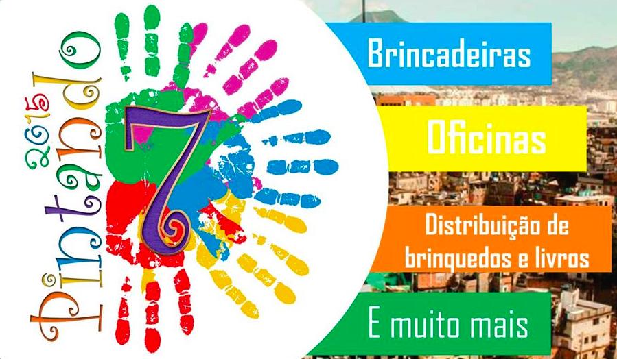 ONG Voz das comunidades vai distribuir mais de 2 mil brinquedos neste sábado