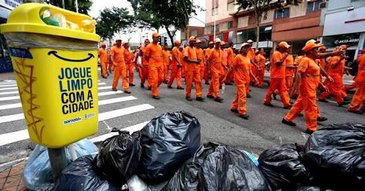 Gari: O que seria da limpeza das nossas cidades sem esses profissionais?