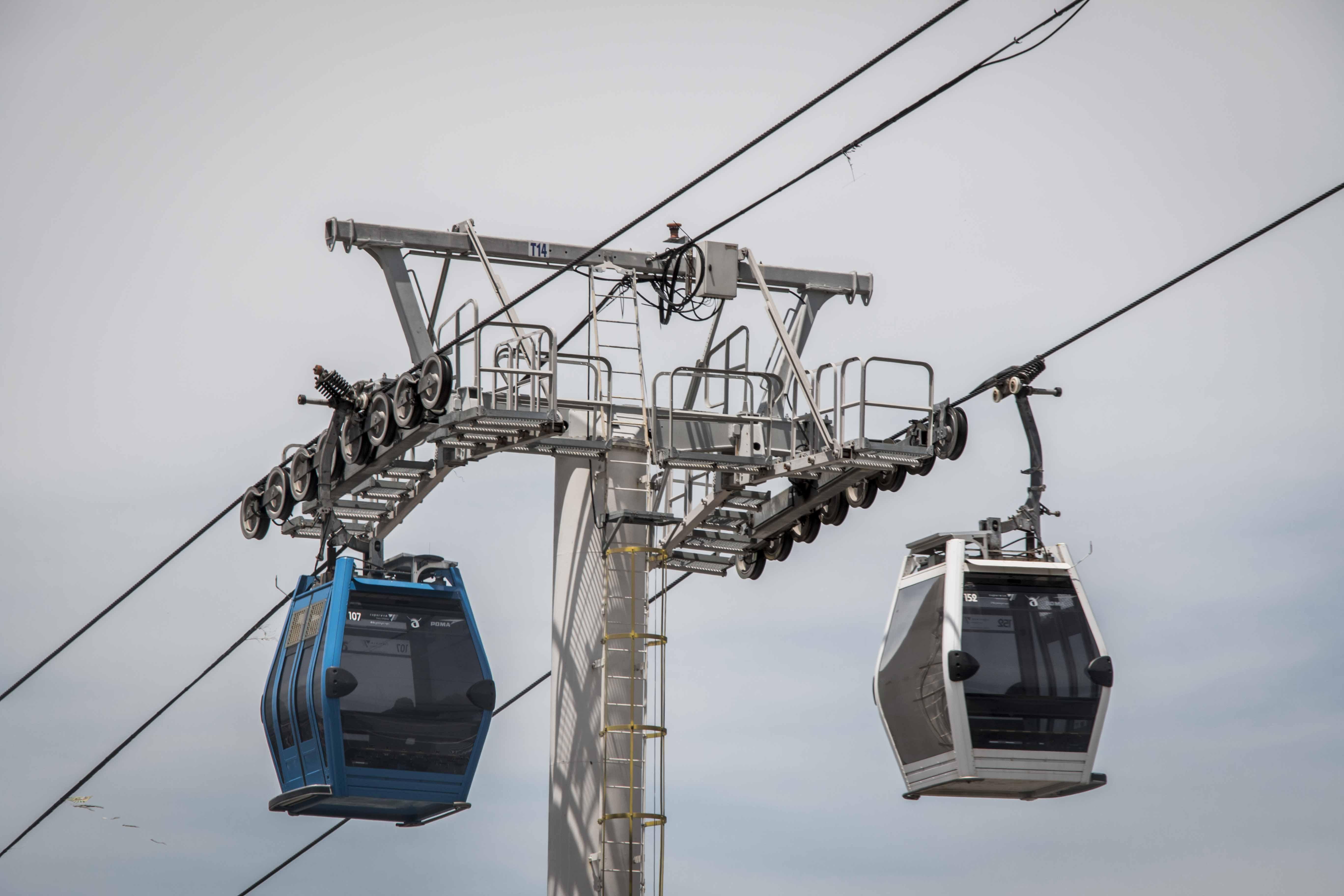 Teleférico do Alemão ficará fechado quase o mês inteiro de dezembro