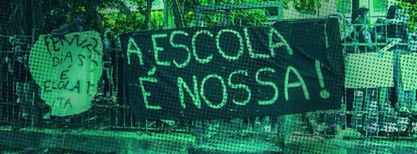 Paulistas lutam contra o Estado e a desinformação em busca de melhores condições de ensino público