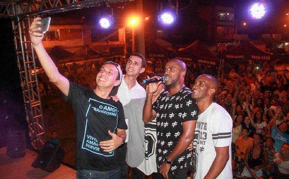 Vitória em Cristo na Favela da Kelson's