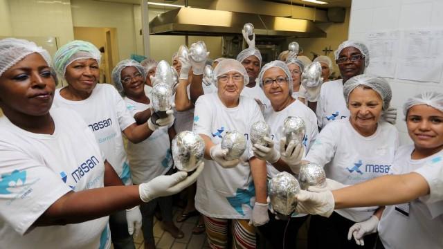 Instituto Masan oferece 400 vagas para oficina de ovos de Páscoa