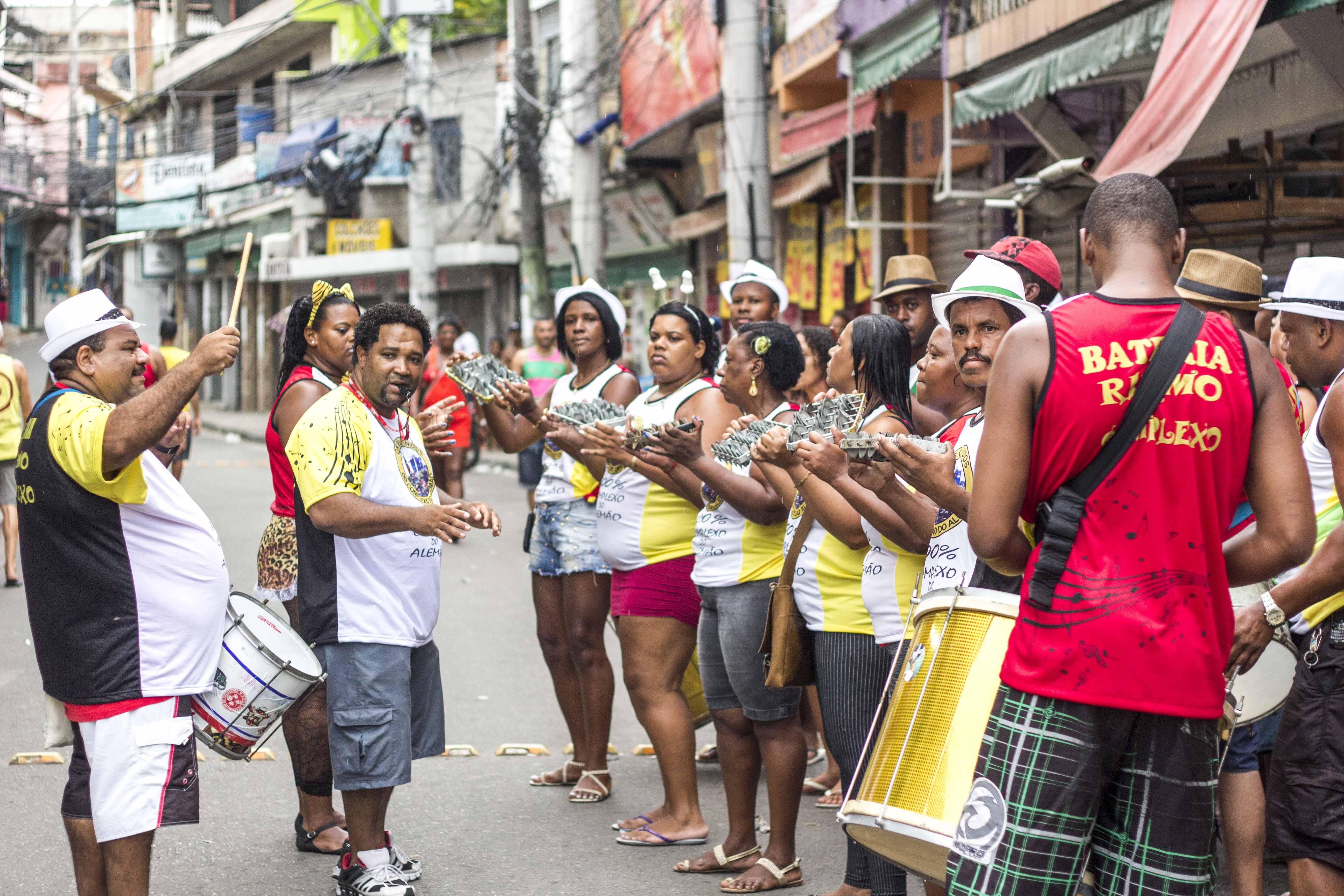 Bloco de Carnaval Unidos do Alemão anuncia samba enredo