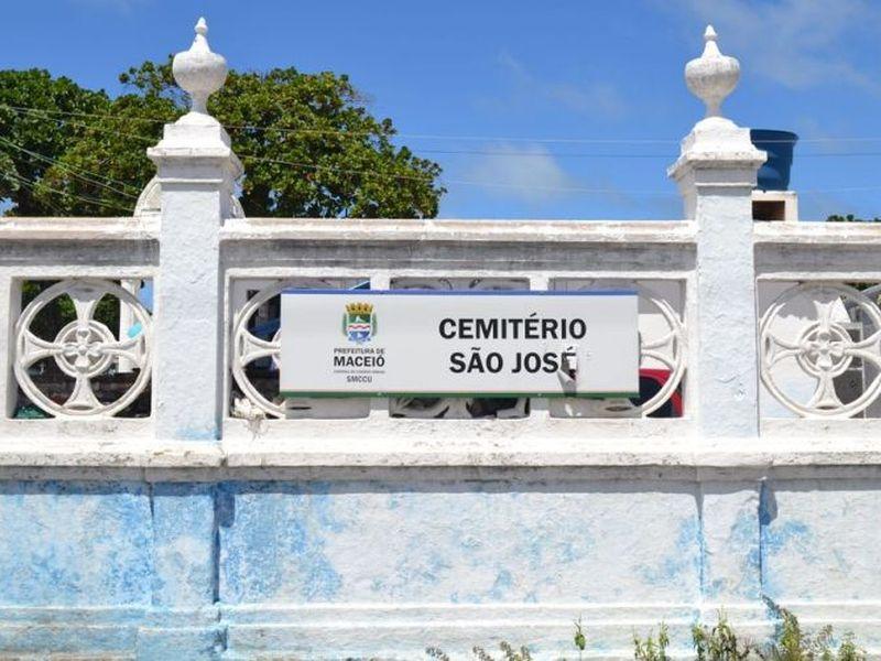 Coveiros trabalham de forma precária em cemitérios da capital