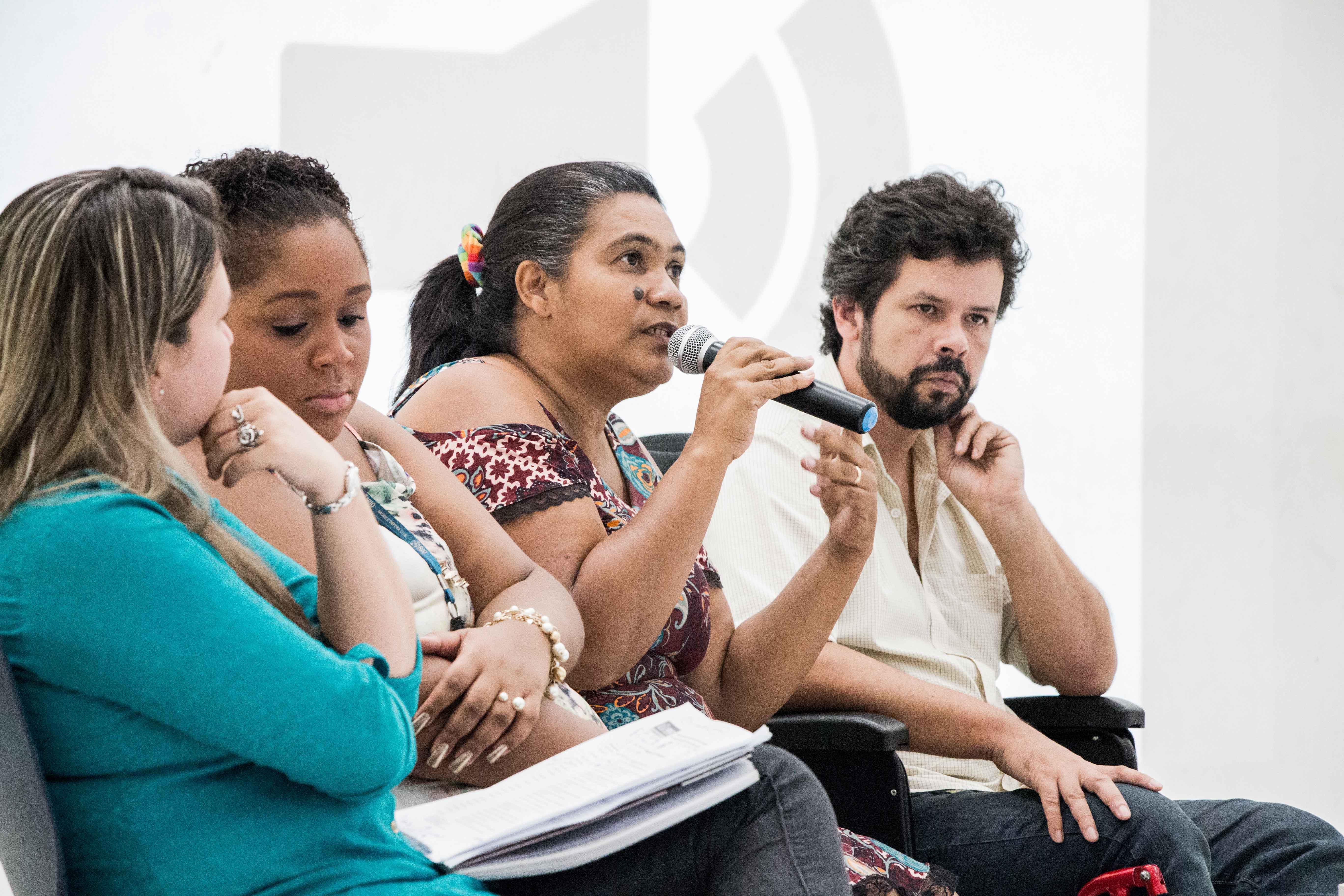 Fala Favela – debate sobre saúde traz esclarecimentos e emoção ao público