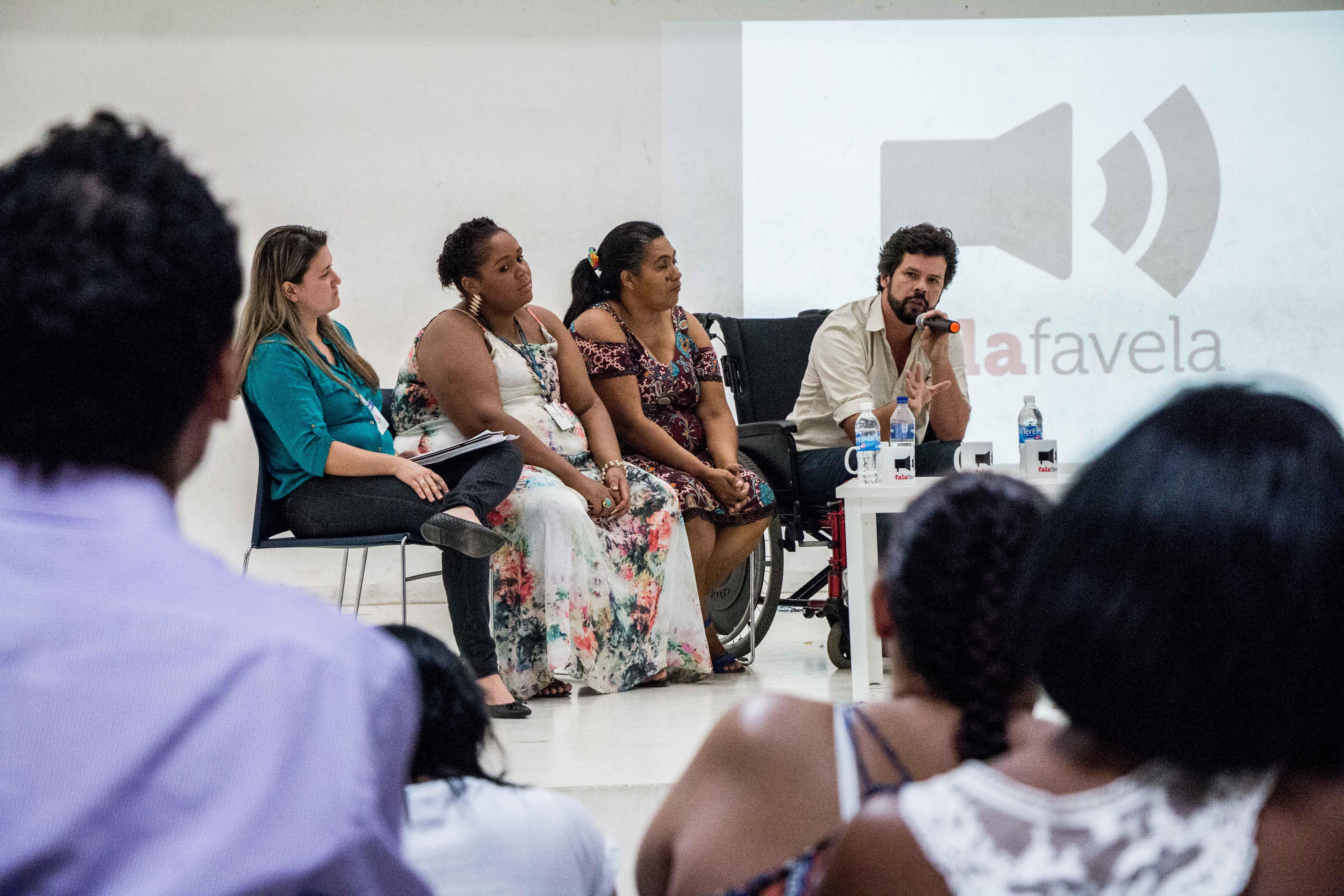 Saúde Mental é tema do Fala Favela que acontece no sábado (08), no Alemão