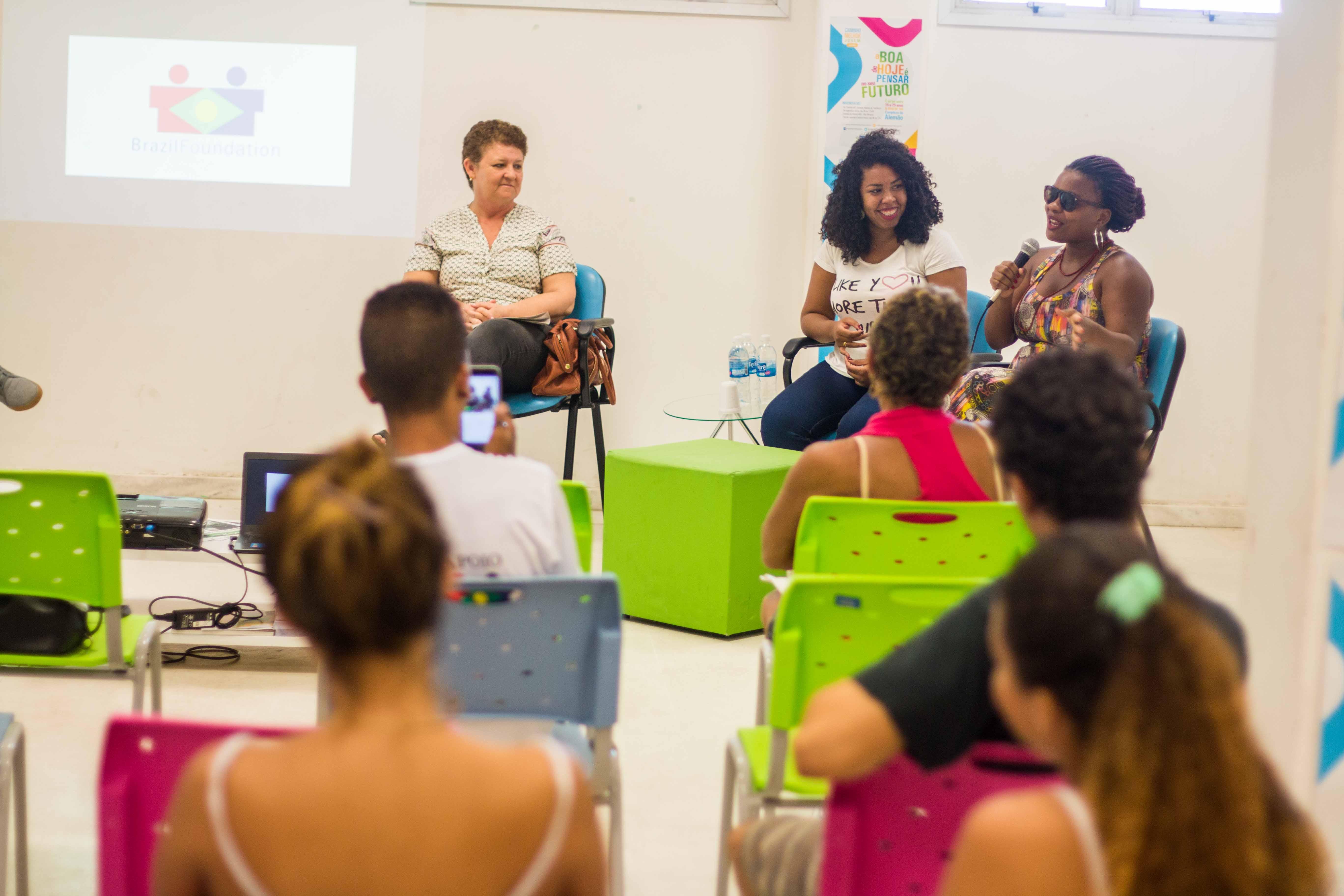Segunda edição do Fala Favela discutiu sobre Comunicação Comunitária